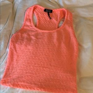 3/$15 Nollie Racerback Crop Top